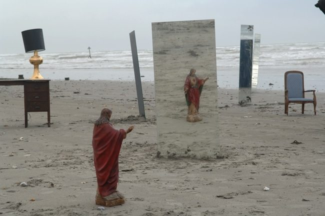 Beach Jesus, 102x67cm, Ed. 10+2