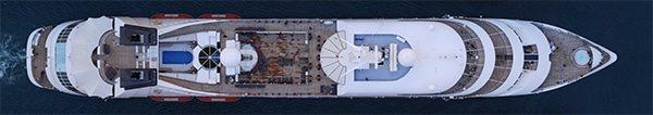 Passenger Ship #1, 326x57cm, Ed. 10+2