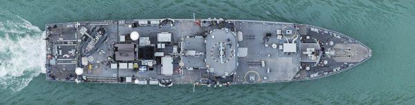 Ship #1, 120x30cm, Ed. 10+2