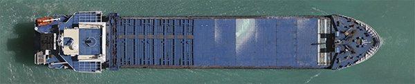 Ship #6, 237x48cm, Ed. 10+2