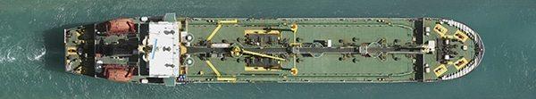 Ship #7, 237x48cm, Ed. 10+2