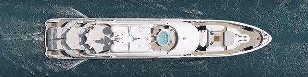Yacht #2, 140x32cm, Ed. 10+2