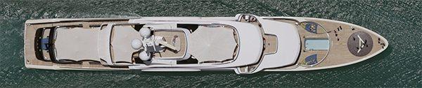 Yacht #3, 220x46cm, Ed. 10+2