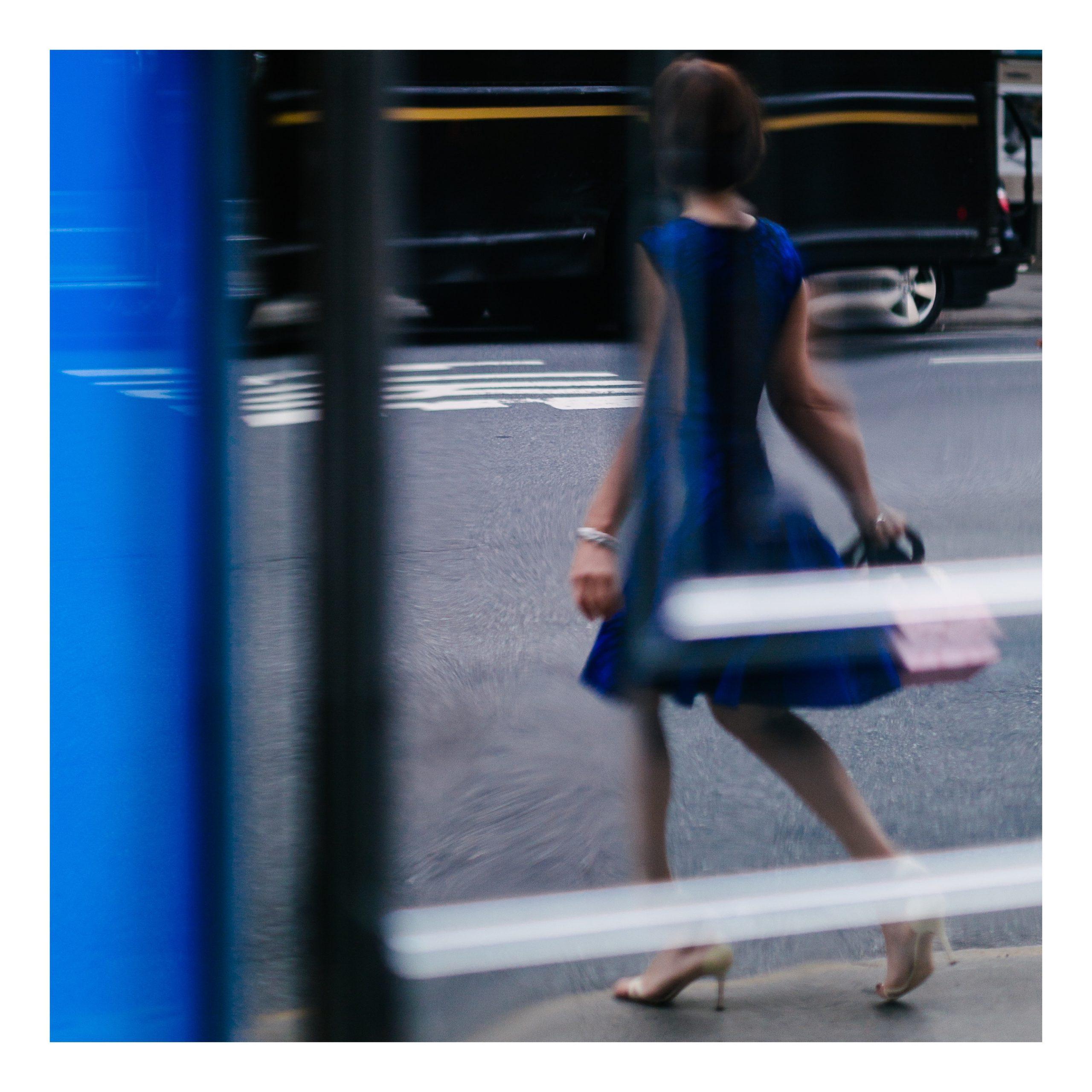 Jesse Willems Blue Girl
