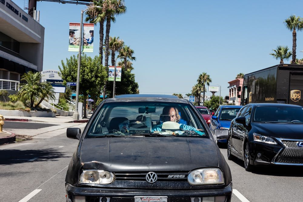 Black Volkswagen - Encino, 2019